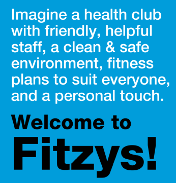 Welcome to Fitzys Gym
